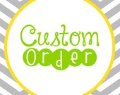 Custom valances for Ann