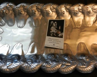SALE Serving Tray by Arthur Court Designs