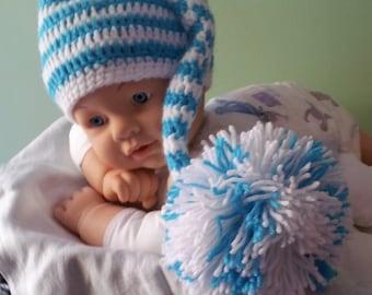 Newborn Elf Hat and Photo prop