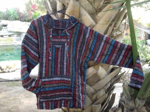 Baja surfer hoodie