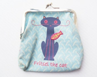 Fritzel the Cat - Purse
