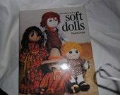 vintage doll making book the complete book of soft dolls pamela peake 1979 retro cottage chic