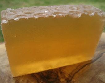Honeycomb Soap Bar