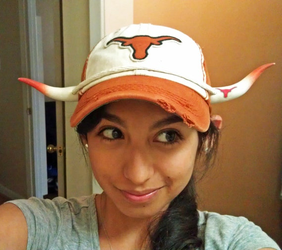 Longhorn Game Day Headband/Headpiece, size - small
