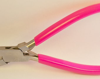 PINK Tube Cutting Jewelry Pliers  SGOI-472