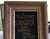 Adorable Wedding Decoration Quote