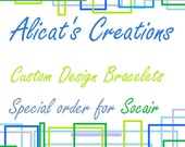 Special Order- Socair