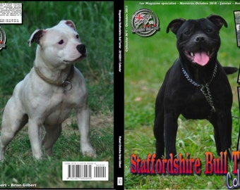 Livre Staffordshire Bull Terrier - 2010/2011 Collector