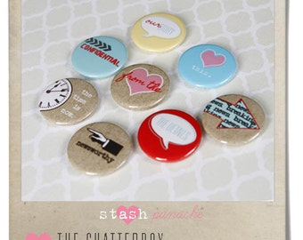 Boutique Buttons (The Chatterbox)