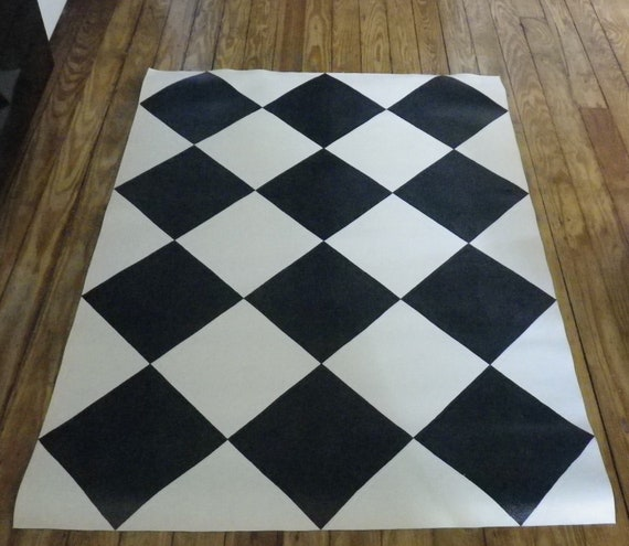 Painted Floor Cloths