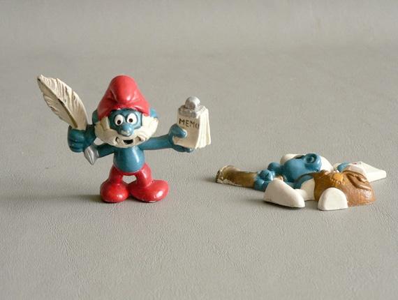 Set of Smurf Magnets