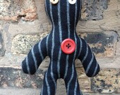 "Handmade ""VooManDoo"" Voodoo Doll/ Pin cushion"