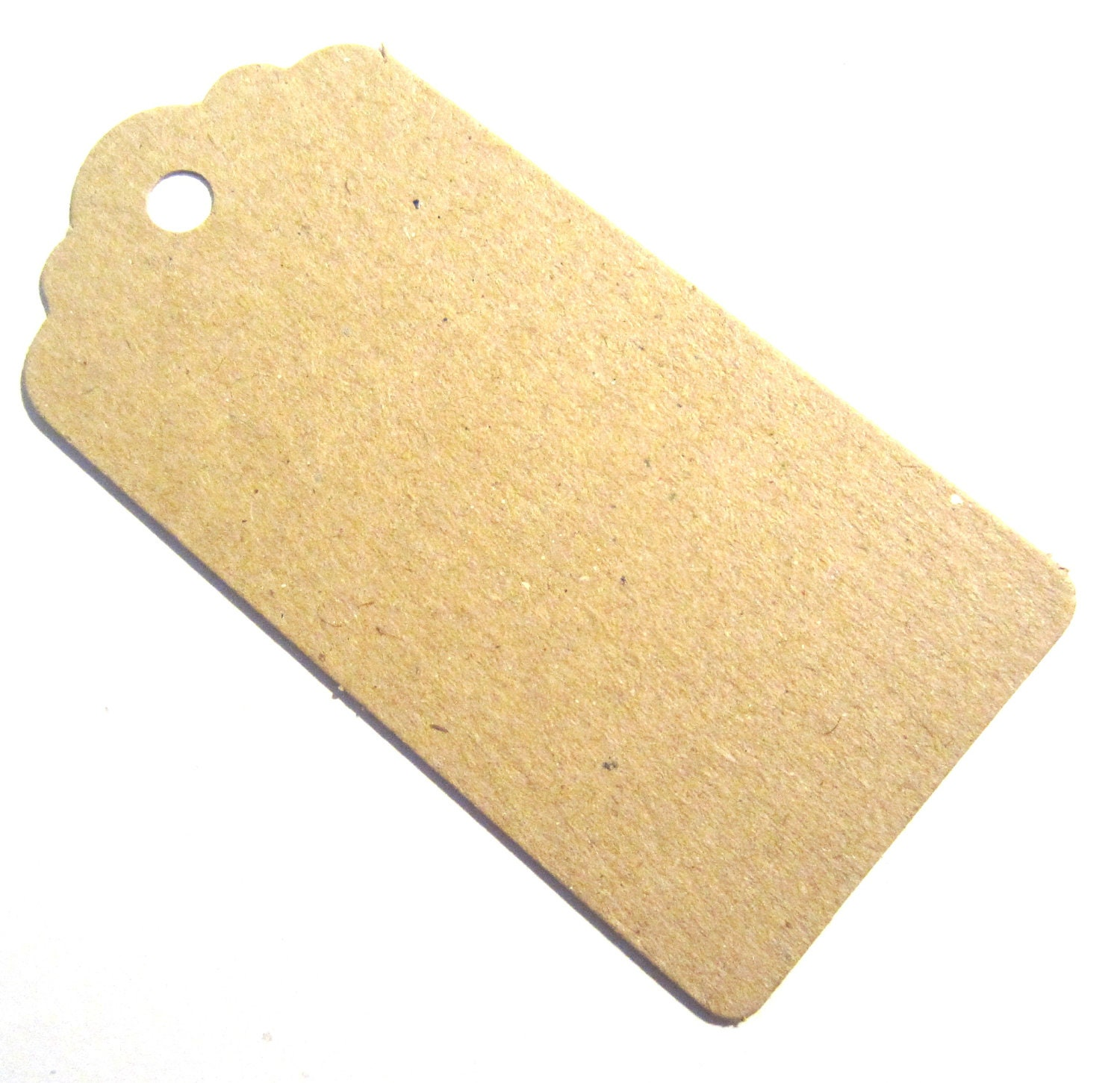 10 Large Brown Kraft Gift Tags Wedding Favour By
