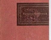 Weegees People / Arthur Fellig / 1946 / HC 1st