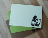 Animal Babes - Earth Tone Card Set