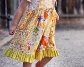 Juvie Moon Designs TALIA Knot Jumper Sundress