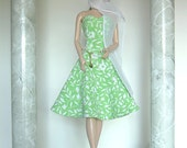 OOAK for SILKSTONE and Fashion Royalty, Poppy Parker, Handmade Fashion Outfit - Summer