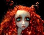 Custom OOAK BJD Art Doll By Victoria May