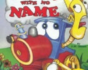 The Train With No Name- personalized children's storybook