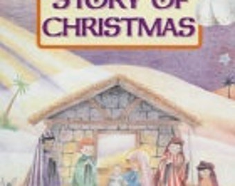 Story of Christmas personalized storybook