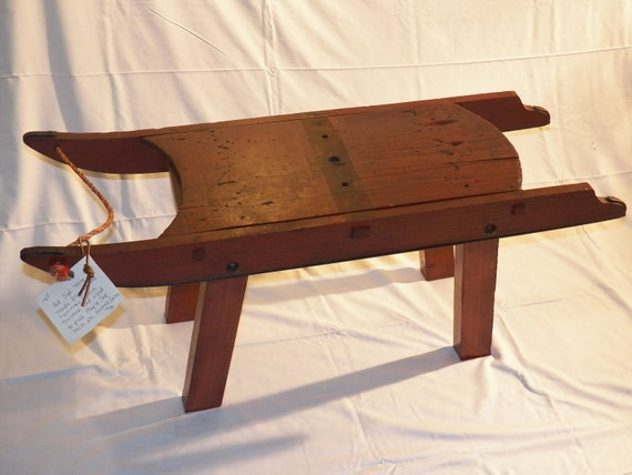 Unavailable listing on etsy Antique sleigh coffee table