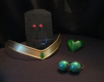 Sailor Jupiter cosplay accessory KIT