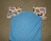 Sleeved, Full Body Bibs - Many Different Colors/Fabrics (In Production)