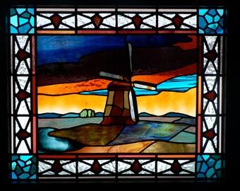 """Windmill  - No. 1 of """"Windmill Series"""""""