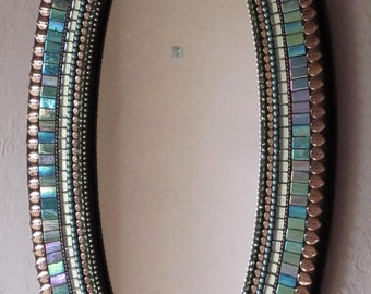 Custom Mosaic Mirror - Do Not Order - Link Provided for Purchase