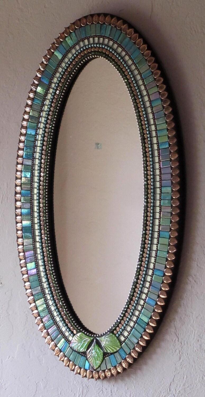 Custom Mosaic Mirror Do Not Order Link Provided For