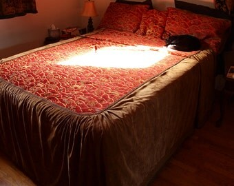 Custom Bed Spread