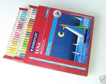 Staedtler Luna Watercolor Pencils Set of 48