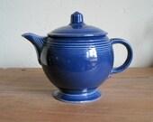 Vintage Fiesta Wear Teapot