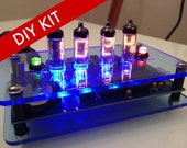 Bluenumi Numitron Alarm Clock (DIY Kit)