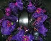 Spooky, Sexy Halloween Wreath