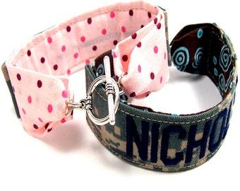 CUSTOM Military Nametape Bracelets