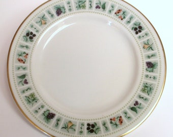 "Royal Doulton ""Tapestry"" Side Plate"
