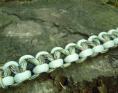 Light Camo and Light Gray Outdoor Survival Bracelet