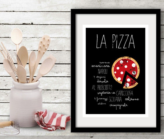 La Italian Kitchen: Kitchen Art, Kitchen Wall Art