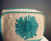 Vintage linen toaster cover / cozy by Vera