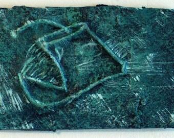 "Painting, ""Angler Fish"""