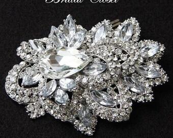 Bridal Hair Comb, Rhinestone Hair Comb, Crystal Comb, Wedding Hair Comb, Hair Comb, Wedding Hair Accessories, Hair Comb, Bridal Hair Comb