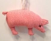 Fabric Pig