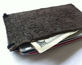 Mens front pocket wallet - Flat Wallet (Leather) - Style No4