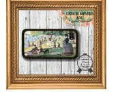 A Sunday Afternoon iPhone Case on the Island of La Grand Jatte iPhone Case, iPhone 7, 7 Plus, iPhone 6, 6s, 6 Plus, SE, iPhone 5, 5s, 5c, 4s