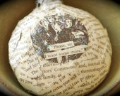 Oliver Twist Ornament: Charles Dickens