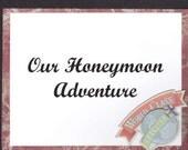 Honeymoon Memory Book