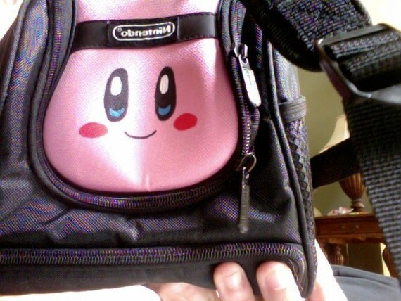 Kirby Nintendo DS Backpack