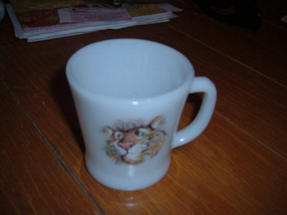 Fireking Tony the Tiger coffe cup