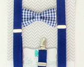 baby boy bow tie suspender set, boys bow tie, 1st birthday boy, ring bearer outfit, boys suspenders and bow tie, toddler suspenders, wedding